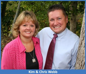 Kim & Chris Webb