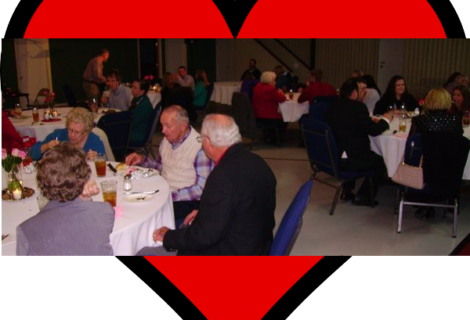 Valentine Banquet Big Success